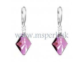 Exkluzívne náušnice SWI crystal 1922