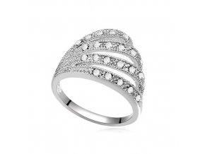 Prsteň crystal ring Soria 2039