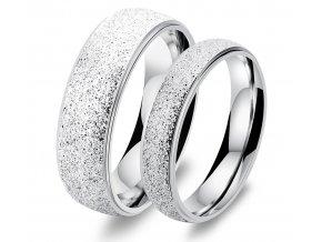 Prstene z chirurgickej ocele 1 1